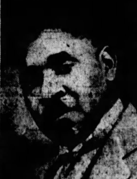 1934: Death of Benjamin Rucker